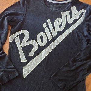 Nike Purdue Boilers Sure Fit T-Shirt Women's